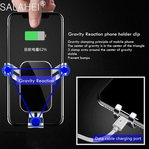 Mobile Car 2019 Adjustable Air Vent Mount Phone Holder Clip Cover For Audi A4 Accessorie