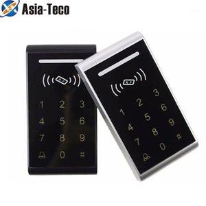 Touche de contrôle Touch Touch Contrôle du clavier 125kHz Lecteur de la carte Système de porte Verrouillage ouvre WIEGAND 26 de la carte de sortie Reader1
