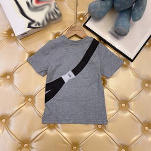 Designer garçons t-shirts enfants design de luxe vêtements garçons enfants designer vêtements garçons printemps meilleur vente moderne style classique