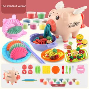 2021 New Style DIY High Quality toy kitchen set kitchen sets toys mini table set kitchen toys
