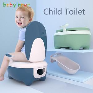Babyinner for Infant Kids Seat Portable Toilet Potty Training Urinal LJ201112