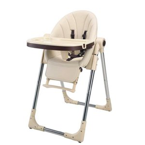 Hot Sale Portable Baby Seat Height Adjustable Baby Feeding Chair High Dining Chair For Children Quality Mom Assured LJ201110