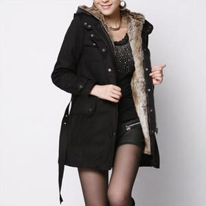 2020 Parka Winter Jacket Women Thickening Cotton Winter Coat Women Hooded Jacket Parka Female Outwear 3