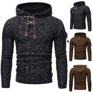 Mens Slim Fit Hoodies Drawstring Hooded Pullover Long Sleeve Sweatshirt Ladies Spring Autumn Clothing