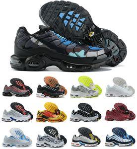 2021 Designs Classic Original Tn Schuhe Mode-Männer Turnschuhe Breathable Ineinander greifen Air Plus Chaussures Maxes Requin Tn-Sport-Trainer Zapatillaes