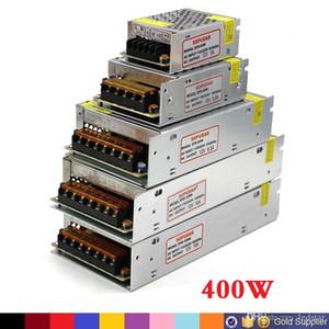 Transformateur de haute qualité DC 12V transformateur 70W 120W 180W 200W 240W 360W 360W 400W Alimentation pour les bandes LED Modules LED AC 100-240V