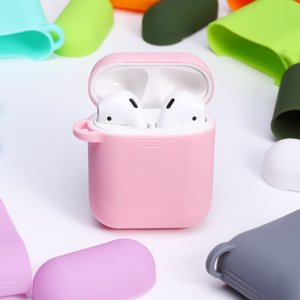 Silicon i9s i12 i11 TWS Case Wireless Bluetooth Earphone Bumper i10 i9 i11 i13 i14 i15 TWS Headphone Cases TPU Protective Cover