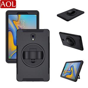 Hybrid Robot Defender Heavy Duty Shockproof Tablet Case For Samsung Galaxy Tab T590 T580 T820 T720 T830 T560 T280 T110 Rotating Cover