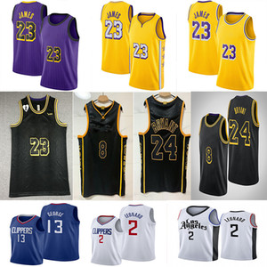 NCAA Леброн Джеймс 23 Джерси Джеймс Харден 13 2 Леонард Пол 13 George Mens College Basketball трикотажных изделий