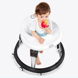 الطفل ووكر متعددة الوظائف 6 / 7-18 شهرا التمديد الأطفال الصغار دفع يستطيع الجلوس للطي الطفل تعلم القيادة