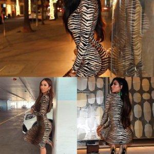 QCQ6x Hot Nova Moda Estilo Leopard Imprimir Mulheres BraceletCrystal Relógio Kim Kardashian Red Dress WristWatch Sexy Liga Vestido