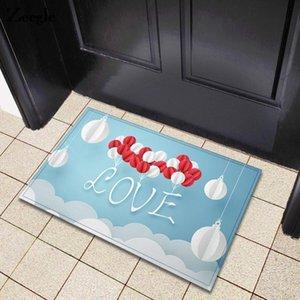 Mat Doormat Carpet Zeegle Area Decor Home Rug Living Carpet Room Mats Non-slip Bedroom Floor Mat Absorbent Kitchen Bath Non-slip Jmblx