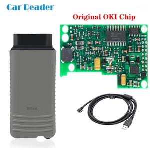 ODIS V4.4.10 Bluetooth Высокое качество Версия 5054A с оригинальной поддержкой OKI CHIP-поддержки UDS Protocols OBD OBD2 Code Reader Scanner1