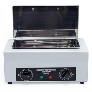 Hot sale New Product In 2016 Mini Dry Heat Sterilizer,Sterile Gauze Swabs For Nail Salon