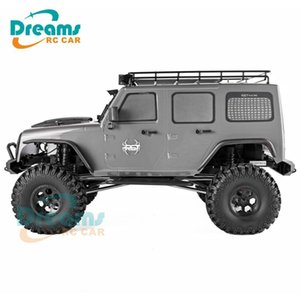 RGT 1:10 Échelle Voiture 4WD OFF Road Truck Rock Cruiser EX86100 Hobby Crawler RTR 4x4 imperméable RC Jouets 201203