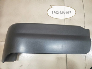 OEM 81416100227 Heavy Duty European Truck Body Parts BUMPER CORNER LH For MAN TGAXXL LX CAB