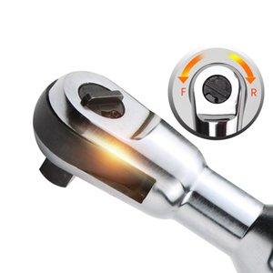 """Laoa Pneumatic Tratchet Wear Cloy L Форма 1/2 """"Ремонт воздушного ключа Мастерская Инструменты Ремонт автомобиля вперед и обратный пневматический инструмент"""