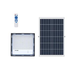 Наружная солнечная энергия светодиодные фонари садовые дворы настенные светильники YQ006 100W 200W 300W 400W водонепроницаемый IP66 энергосбережения с датчиком PIR