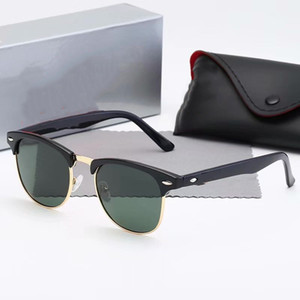 2020 Luxury new Brand Polarized Sunglasses Men Women Pilot Sunglasses UV400 Eyewear Glasses Metal Frame Polaroid Lens