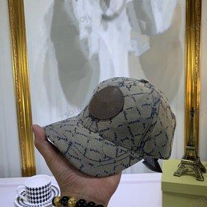 Gucci hat Moda Venta caliente Pasado gorra de béisbol gorra casual gorra al aire libre Golf deportes sombrero hombres y mujeres