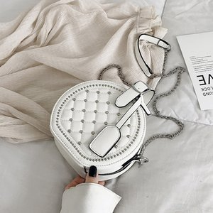 TGF5 CObbler Legend 2020 Hakiki Deri Messenger Çanta Omuz Çantası Ünlü Tasarımcı Marka Iş Crossbody Çanta