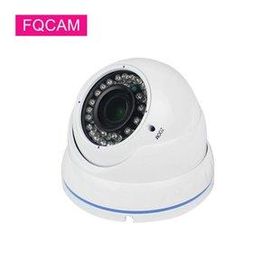كاميرات 5MP AHD Varifocal Surveillance 4 في 1 Vandalproof للرؤية الليلية جهاز أمن الوطن مع عدسة يدوية 2.8-12mm