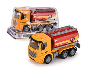 ABS véhicule jouet de construction en plastique pour réservoir de jouets de sauvetage friction cognition apprentissage enfant voiture cadeaux camion