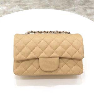 Top quality handbags woman mini small classic flap Genuine Leather wallet purse bags Shoulder Bags sacs