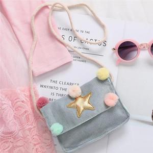 Children's Coin Purse Wallet Crossbody Messenger Bags Purse Pouch Handbags Gifts Star Ball Shoulder Bag Kids Money Cash Pocket#alks