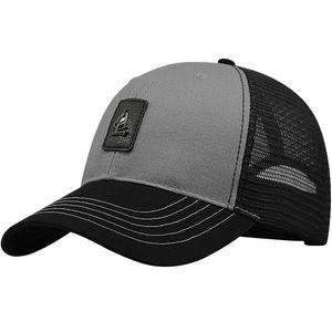 Big Head Man Plus Size Baseball Cap Men Summer Cotton Mesh Trucker Hat Male 3d Large Size Snapback Hats 56-60cm 60-68cm 201026