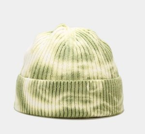 Chaud 25pcs hiver extérieur chaleur chaude chapeau chapeau hip hop chapeau chapeau tricoté chapeau homme cravate teint couple pull bapton caps cap HWC2772