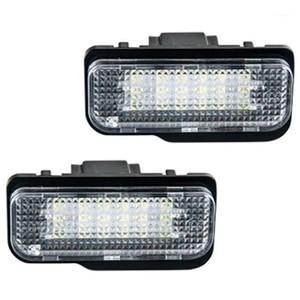 Car Led License Plate Light License Plate Light For - W203 5D W211 W219 R1711