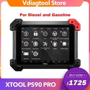 XTOOL PS90 Pro Araba / Kamyon / Kamyon / Dizel / Benzin OBD2 Anahtar Programcı Kilometre Ayarı Için X431