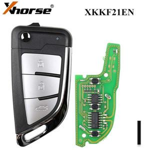 XHORSE XKKF21EN VVDI COLTELLO 2 Stile (Flip-3BTN)
