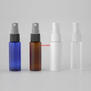 100pcs 20ml 미니어처 흰색 플라스틱 병 안개 스프레이 20cc 빈 향수 분무기 컨테이너 samll 샘플 포켓 bottlespls 주문