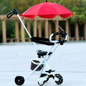 أجزاء العربة الملحقات الرضع طفل دفع عربة عربة شمس الظل مظلة غطاء البارسول قابل للتعديل مناسب لكثير من أنواع Pram1