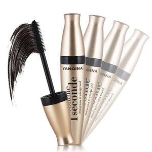 YANQINA Volume 1 Seconde Mascara Lengthening Curling Waterproof Mascaras Good Number One Black Eyes Eyelash Makeup
