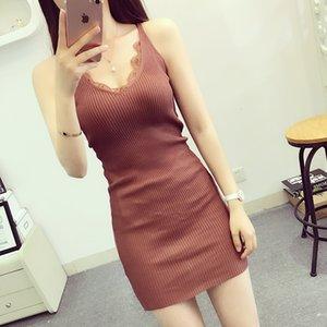 Missoov Tasarımcı Marka Moda Yaz Kadın Giyim Elbise Kadın Tank Mini Elbiseler vestidos BODYCON Bandaj Temel İnce Yeni