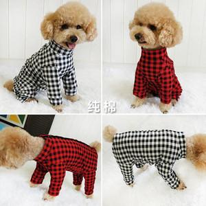 Bonito Produtos para animais de estimação Moderna macacão macacão para natal Pequenas cães pijamas cosas para perro mascota bestselling jj60glt1