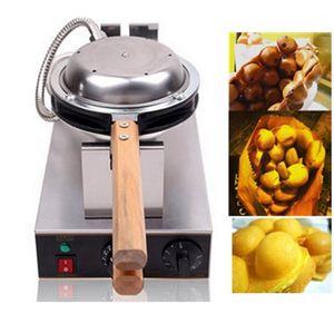Commercial électrique tournant EGGETTES Gaufre en gaufres de gaufres de gaufres et plus chauds Machine Mini Donut Machine1