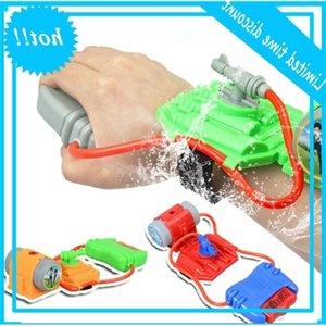 children's wrist Hot sale high quality plastic water gun cheap children summer beach toys