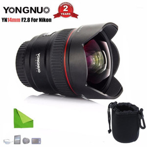 YONGNUO Ultra-wide Angle Prime Lens YN14mm F2.8N Auto Focus Metal Mount for Nikon D7100 D5300 D3200 D3100 DSLR Cameras1