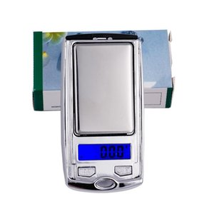 Car Key design 200g x 0.01g Mini Electronic Digital Jewelry Scale Balance Pocket Gram LCD Display OWA2329