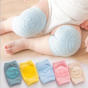 Baby-Knie-Pads für Kinder Anti Slip Crawl Knieschützer Warmer Bein Kids Safety Knieschützer Kids Kniescheiben Kneepad Krabbeln Elbow Kissen HWC3643