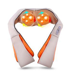 Massagegeräte Nackenmassage Schal Auto und zu Hause OEM- und ODM-Service Factory Großhandel