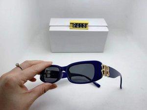 2021 Super Dalian Body Covering Sunglasses Fabulous shield sunglasses Prints On sunglasses bB43849 SG S X-ray protective mirror