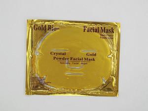 Увлажняющая золотая маска для лица хрустальные золотые порошковые маски для лица цепт король маски для лица макияж DHL бесплатно