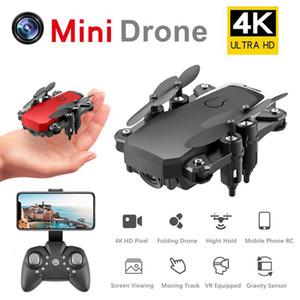 HD Drone 4K Quadcopter с камерой с / без камеры HD Mini Dron High Host Mode RC вертолет профессиональный WiFi FPV