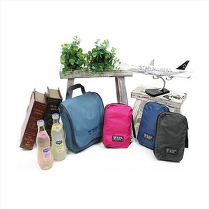 Womens Travel Toiletry Folding Bag Hanging Wash Cosmetic Makeup Storage Bags Females Portable Organizer For Camping Traveling