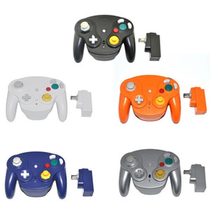 2.4GHz Controller Wireless Gamepad Wired Controller For NX NGC wii wiiu Gamecube Console Laptop Computer